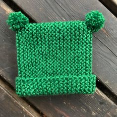 Hildurs Barnbarn – Craft is life! Loom Knitting Blanket, Baby Booties Knitting Pattern, Baby Hats Knitting, Knitting For Kids, Knitting For Beginners, Baby Knitting Patterns, Knitting Projects, Crochet Projects, Knitted Hats