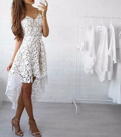 High-Low Asymmetrical Ava Maria Dress - Apply code DREAM10 for 10% off + Free Shipping #love #shop #dresses
