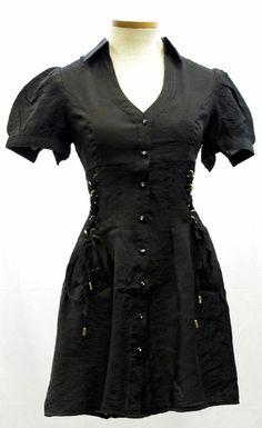 Mod Goth Dress