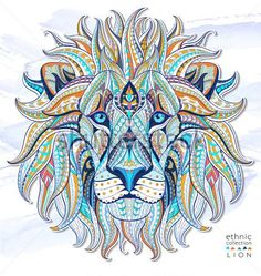 ethnic collection lion