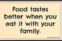 Food and family are the most important things in life! #garlicrocks #SpiceWorld