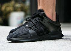 Adidas Equipment Support ADV - Triple Black (by worldbox) on http://SneakersCartel.com   #sneakers #shoes #kicks #jordan #lebron #nba #nike #adidas #reebok #airjordan #sneakerhead #fashion #sneakerscartel