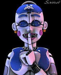 I hear you by Sarenet on DeviantArt Ballora Fnaf, Anime Fnaf, Freddy S, Five Nights At Freddy's, Ballora Sister Location, Fnaf Photos, Harley Quinn, Fnaf Wallpapers, Fnaf Characters