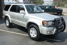 1999 Toyota 4runner, i like the limited & sports edition though :)