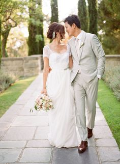 This dress is gorgeous! It is almost impossible to find dresses with sleeves.