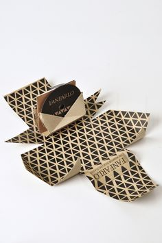 Starpack packaging awards - Fanfarlo CD packaging on Behance