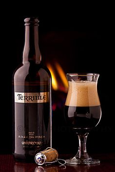 dark Belgian ale