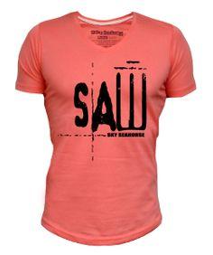 Saw Reservoir Dogs, Mens Tops, T Shirt, Women, Fashion, Tee, Moda, Women's, La Mode