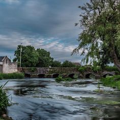 Long exposure of  the river  by Guntars Display Advertising, Print Advertising, Marketing And Advertising, Long Exposure Photos, Images Of Ireland, Retail Merchandising, Us Images, Trail, Landscapes