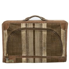 A unique find by yours truly - Shop Pigment! Travel in style with this Vintage French Co Traveler Suitcase. Has some wear - like new.