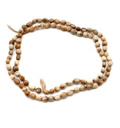 Africa   Seed and cotton necklace from the Diola-Kalunaye people of the Nyanda, Coubalan region of Senegal   20th century