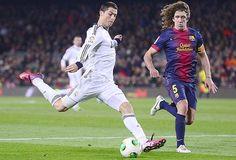 Cristiano Ronaldo, Real Madrid beat Barcelona in Copa del Rey