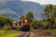 10 passeios de trem para fazer no Brasil  Guia Viajar Melhor