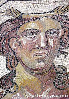Mosaico romano del MAN (Museo Arqueológico Nacional)