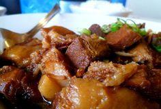 Slow cooker Okinawan Shoyu Pork