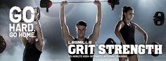 Les Mills GRIT Strength: Beginning August 2013