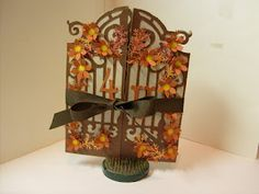 An Autumn Birthday Card