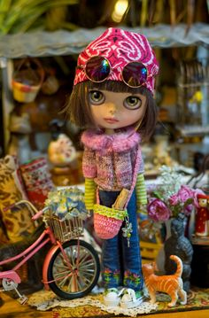 Me prometas rosa. Suéter hecho punto t Top por SugarMountainArt