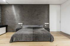 Спальня изысканных апартаментов в Москве