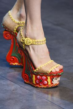 Dolce & Gabbana Pret A Porter - Milán primavera verano 2013