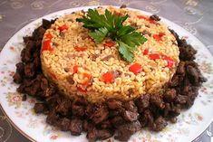 Etli Bulgur Pilavı Tarifi | Yemek Tarifleri Sitesi | Oktay Usta, Pratik Yemekler