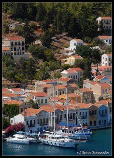 Megisti, Kastelorizo island, Greece