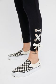 Intimately La La Lace Up Jogger at Free People Clothing Boutique