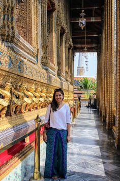 Travel Post on Bangkok, Thailand