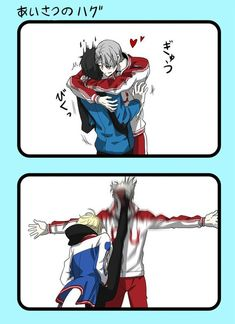 Why Victor chose Jap'Yuri and not Russian Yuri...