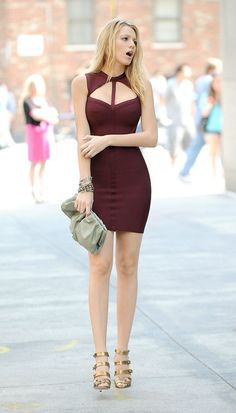 I'm pretty sure I've pinned this before, but I couldn't care less because Blake lively is just absolute perfection!