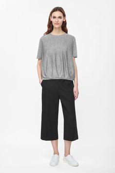 COS | Merino wool top