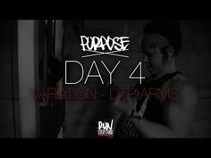 #RELPURPOSE | DAY 4 | VARIATION | DTP ARMS - Run Everything Labs