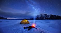 Camping Tips And Tricks For Great Outdoor Excursions. Camping is a delight to many! Camping allows everyone on the Photography Day, Popular Photography, Camping 101, Outdoor Camping, Camping Outdoors, Camping Ideas, Closer To Nature, Greatest Adventure, Beautiful Sky