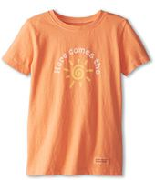 Life is good Kids Here Comes The Sun Crusher Tee (Toddler) Price
