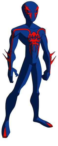 Spectacular Spider-Man 2099 by ValrahMortem on deviantART
