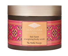 LOOK Loves: Mandara Spa's Energising Body Scrub | Look