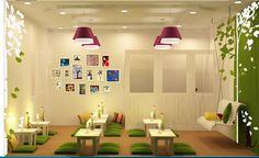 Thiết kế quán cafe teen trẻ trung hút khách