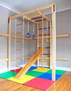 Cool Basement For Kids