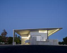 Single slope pre engineered metal building