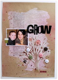{ Grow } by pasophax @2peasinabucket