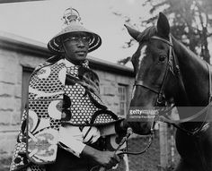 King Moshoeshoe Of Lesotho as a young man (Photo by Keystone-France/Gamma-Keystone via Getty Images) Pan Africanism, Man Of Honour, African History, Man Photo, Location History, Riding Helmets, Royalty, King, Culture