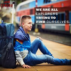 Find yourself, while you are exploring unseen places. #Travel #Explore
