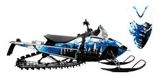 Sub Zero Custom Design for Polaris IQ-RMK - 19159