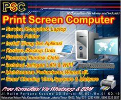 Service Maintenance Komputer Jaringan Internet