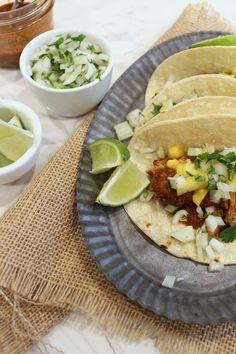 Friday night tacos al pastor