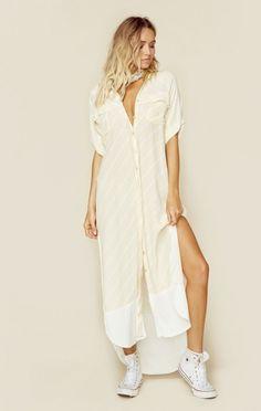 Faithfull The Brand New Bohemian Clothes Gigi Shirt Dress