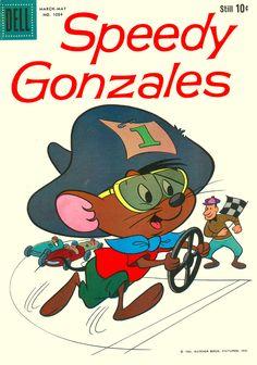 Bilderesultat for speedy gonzales in a car