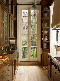 Home Interior Design .Home Interior Design Küchen Design, Home Design, Design Ideas, Wood House Design, Best Home Interior Design, Beautiful Interior Design, Home Kitchens, Galley Kitchens, Galley Kitchen Design