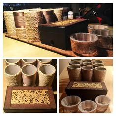 Ideas para organizar la mesa