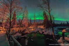 Last night`s visions from Äkäs-Mylly Finland Lappland, Winter Magic, Aurora Borealis, Finland, Places To See, Natural Beauty, Northern Lights, Nature Photography, Beautiful Pictures